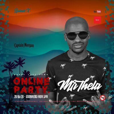 Mr Thela – Rands Online Party (Episode 10)