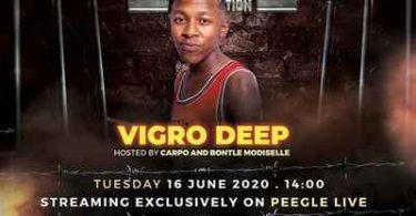 Vigro Deep – Peegle Live Mix