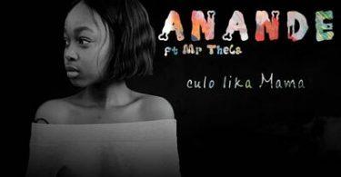 Anande – Iculo Lika Mama ft. Mr Thela