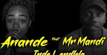 Anande – Inde Lendlela ft. Mr Mandi