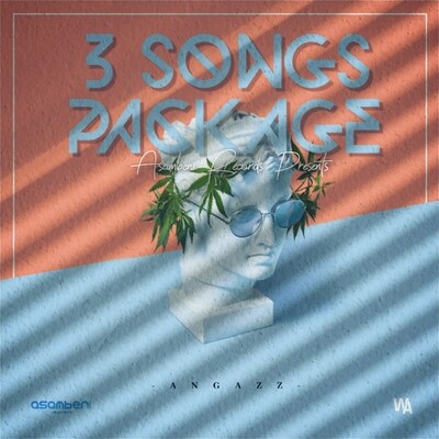 Angazz (Asambeni) – Three Songs Package