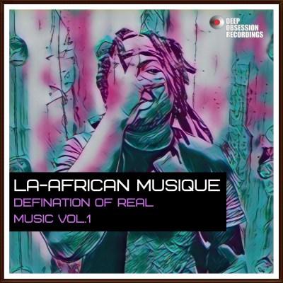 Cosmi & La-African Musique – Encryption Code (Main Groove Tech)