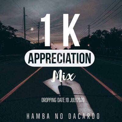 Dacardo – 1K Appreciation Mix