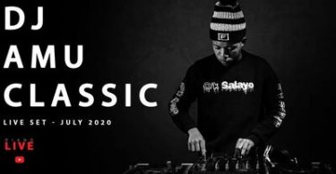 Dj Amu Classic – July 2020 Live Set