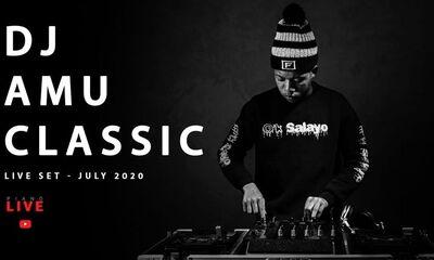 Dj Amu Classic – July 2020 Live Set