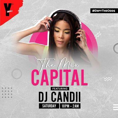 DJ Candii – The Mix Capital (11-July-2020)