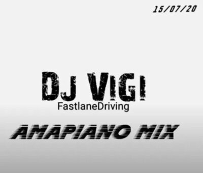 DJ Vigi – Amapiano Mix Vol.5