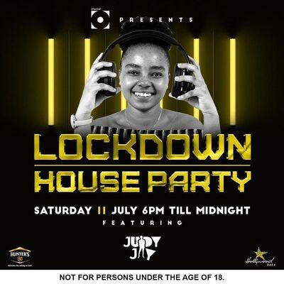 Judy Jay – Lockdown House Party Mix