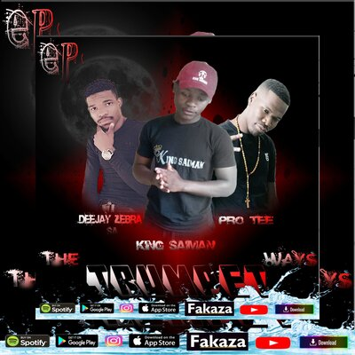 King Saiman, Pro-Tee & Deejay Zebra SA – The Trumpet Ways EP