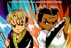 LaFreshman & CrownedYung – Enemies (Barter 6 Thugger)