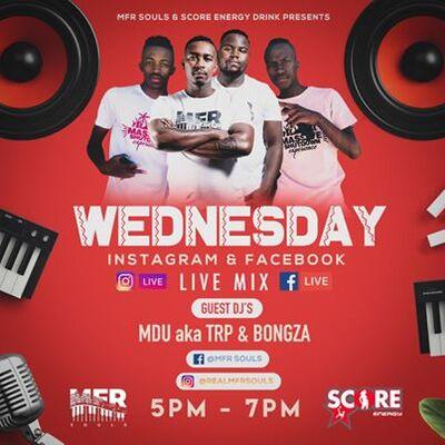 MFR Souls – Wednesday Live Mix (24-June)