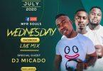 MFR Souls & Dj Micado – Wednesday Live Mix