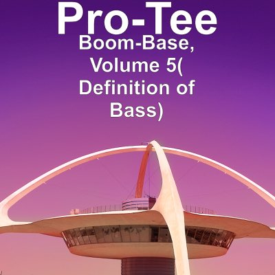 Pro-Tee – Boom-Base Vol 5 (Definition Of Bass) Album