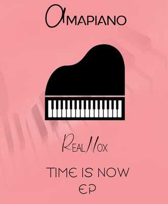 Real Nox – Time Is Now EP