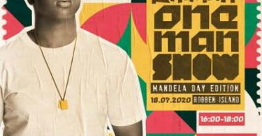 Shimza – Mandela Day Mix 2020 (One Man Show)