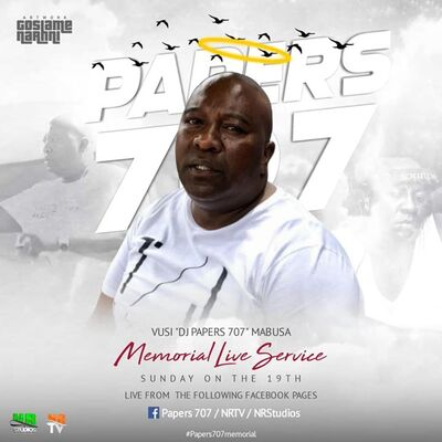 TribeSoul – Dance Like Papers 707 (Tribute Mix)
