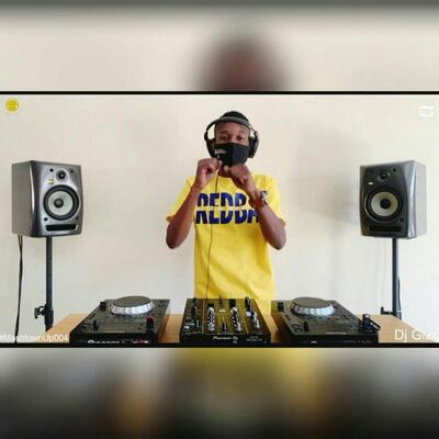 Dj Gizo – Amapiano Mix (Mixtape Vol 1)