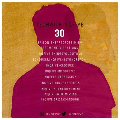 InQfive – Tech With InQfive 30 (Classic Room Edition)