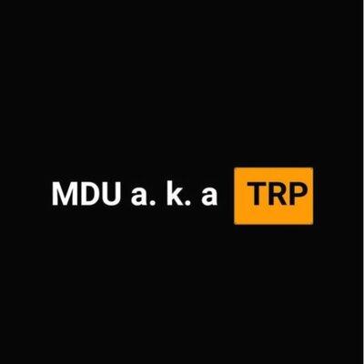 MDU aka TRP – Woza