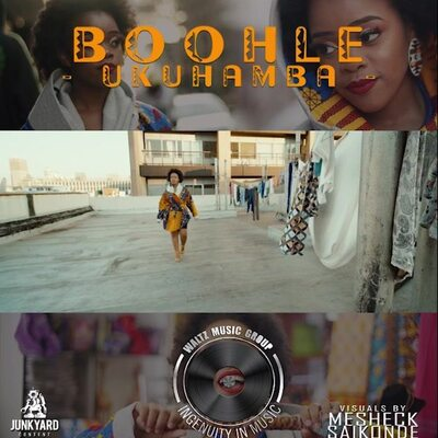 VIDEO: Boohle – Ukuhamba feat. Caras SA