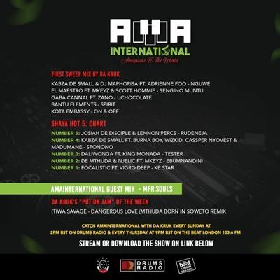 Da Kruk – Ama-International Show #2