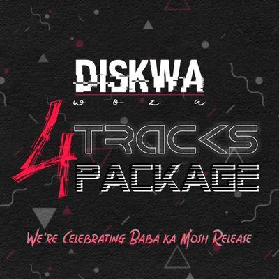 Diskwa – 4 Tracks Package EP