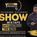 Foster – Sesikhona Saturday Show Mixtape