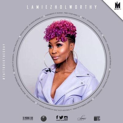 Lamiez Holworthy – Tattooed Tuesday 56 (The Morning Flava Mix)