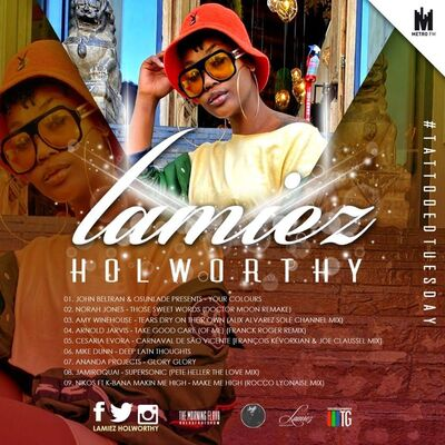 Lamiez Holworthy – Tattooed Tuesday 58 (The Morning Flava Mix)