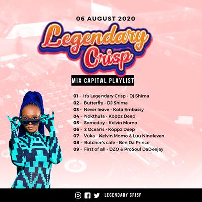 Legendary Crisp – Mix Capital (01-August)