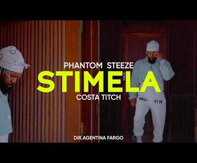 Phantom Steeze ft. Costa Titch – Stimela (Video)