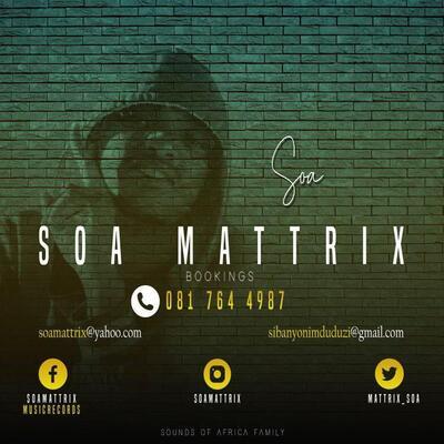 Soa Mattrix – Khethiwe Ngaphansi