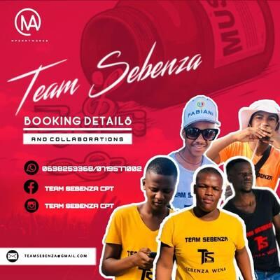 Team Sebenza – Mbungas