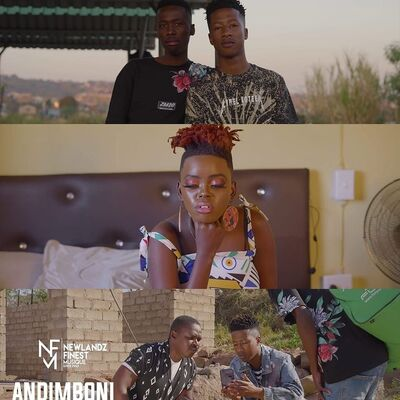 VIDEO: Newlandz Finest – Andimboni ft. Ndoni & Scelo Gowane