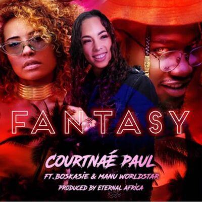 Courtnae Paul – Fantasy ft. Manu Worldstar & Boskasie