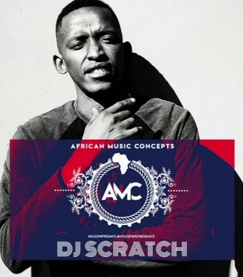 Deejay Scratch – Gqom Fridays Mix Vol.169
