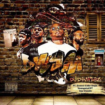 DJ Dimplez – DWYM Ft. Zoocci Coke Dope, YoungstaCPT & Jay Claude