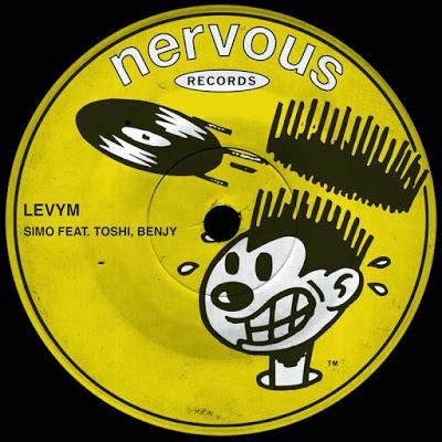 LevyM – Simo (Enoo Napa Remix) Ft. Toshi & Benjy