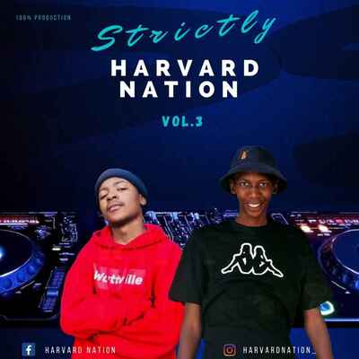 P-Man & JayLokas – Strictly HarvardNation Vol. 3 Mix