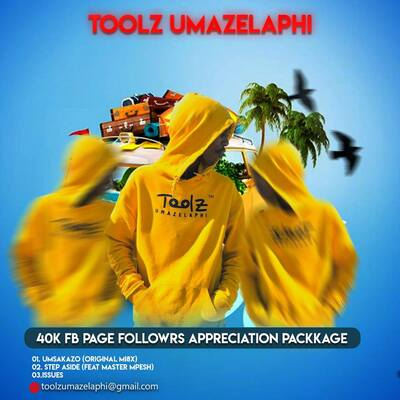 Toolz Umazelaphi – Off White