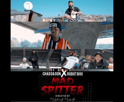 VIDEO: Chad Da Don Ft. Robot Boii – Mad Spitter