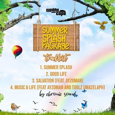 Chronic Sound – Summer Splash (Song)