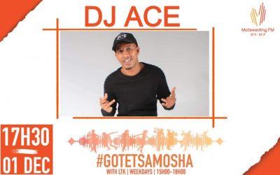 DJ Ace – Motsweding FM (Festive Mix)