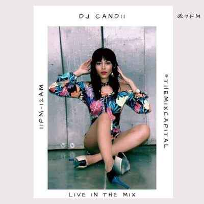 DJ Candii – The Mix Capital (18-December)