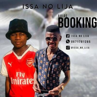 Issa no Lija – Beautiful People EP