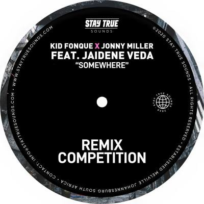 Kid Fonque & Jonny Miller – Somewhere (InQfive Special Touch) ft. Jaidene Veda