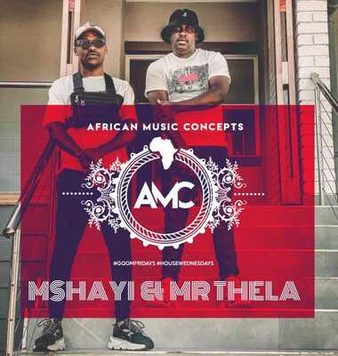 Mshayi & Mr Thela – GqomFridays Mix Vol.179 (X-Mas Edition)