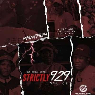 Busta 929 – Strictly 929 Vol 09 Mix