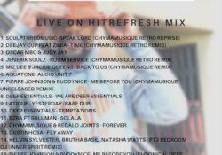 Chymamusique – Live On Hitrefresh Mix (08-01-2021)