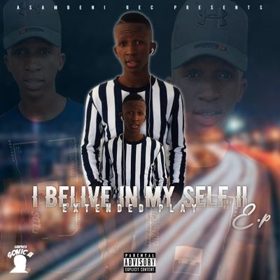 Czwe (Asambeni) – I Believe In Myself II EP